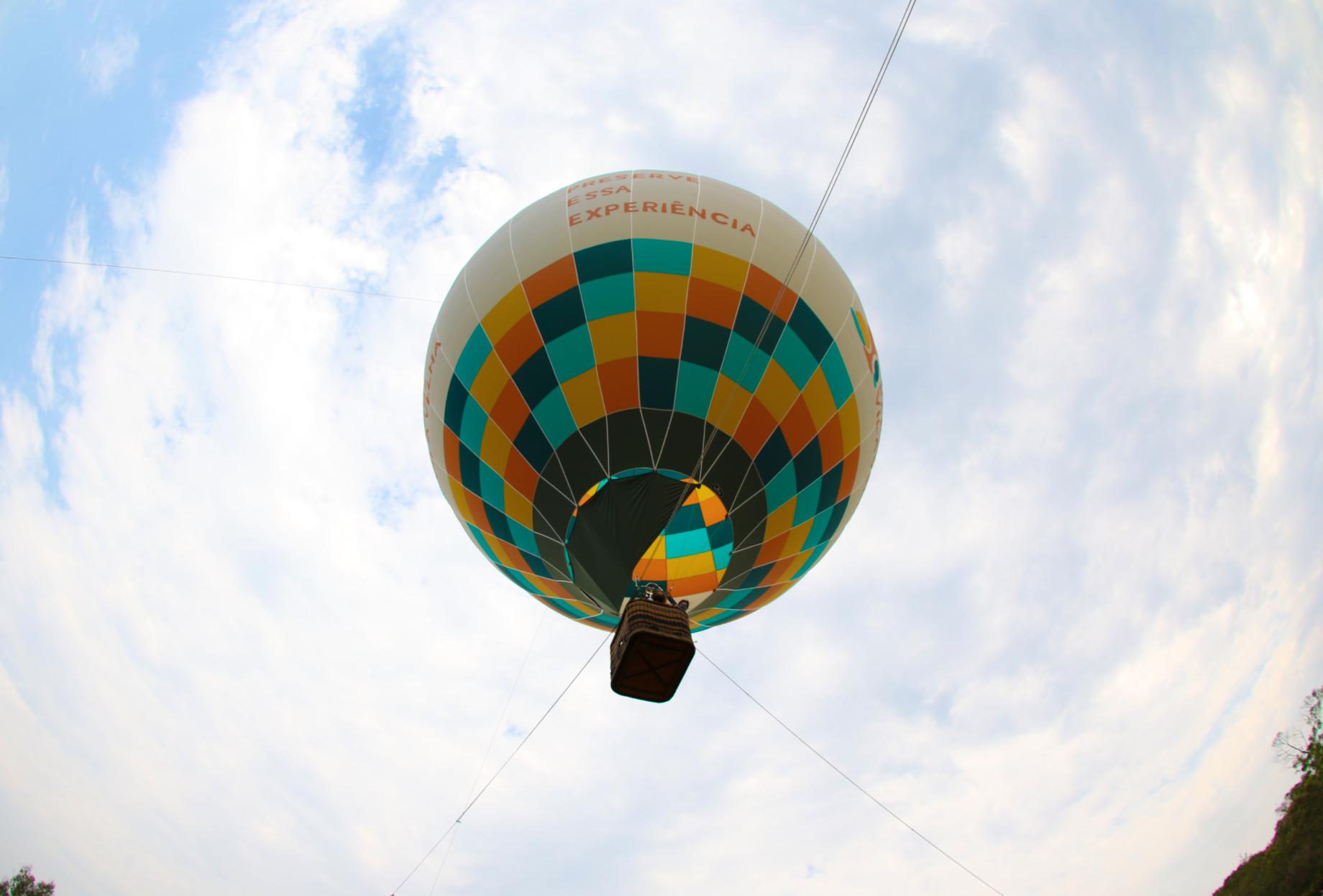 Passeio-de-balão