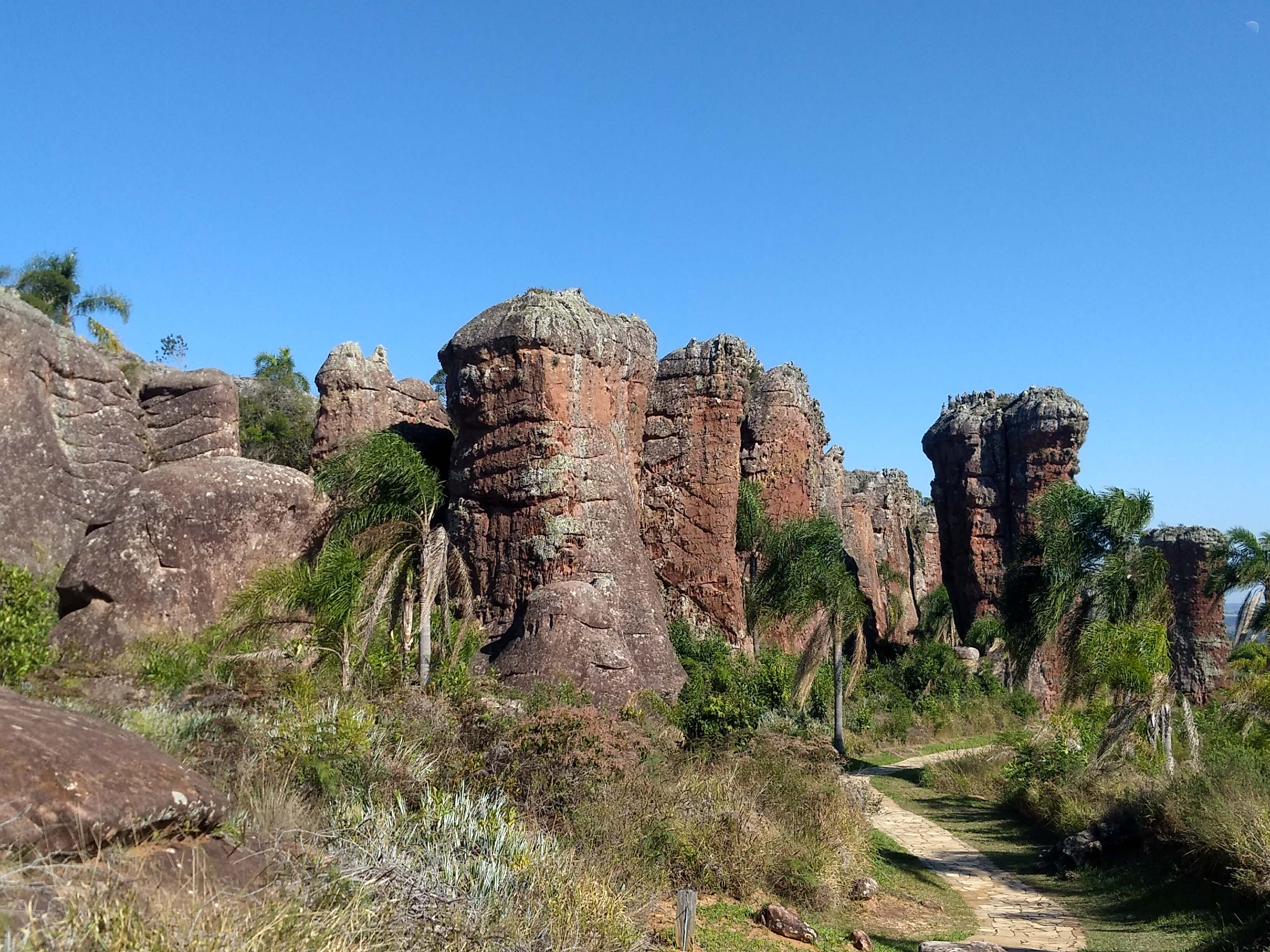 Lenda do Parque Vila Velha