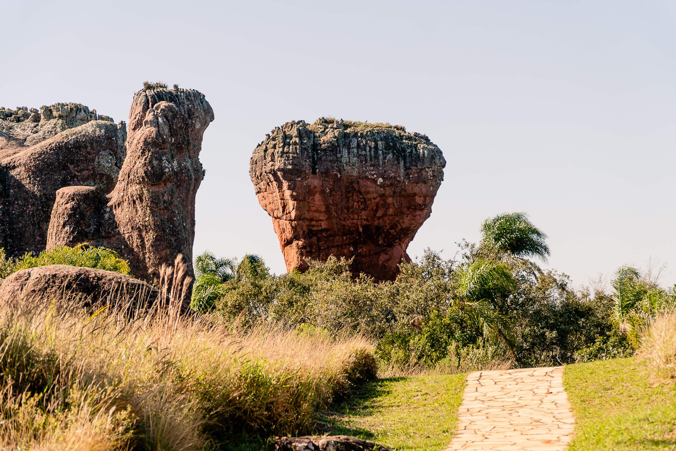 Torne seu smartphone ou notebook único com wallpapers do Parque Vila Velha