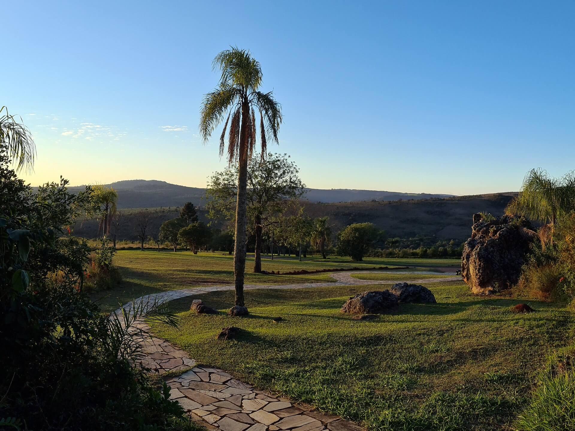Parque Vila Velha reabre para visitação em horário normal